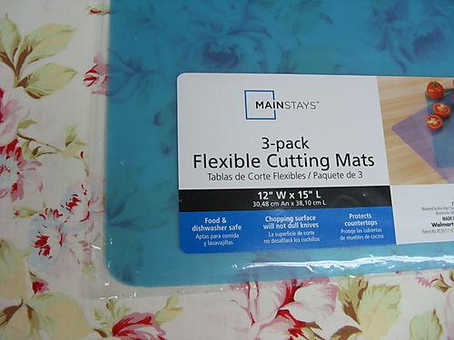 3 Cutting Mats