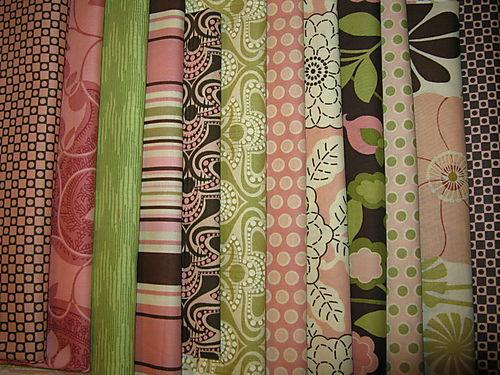 CITY GIRL - 12 fabrics