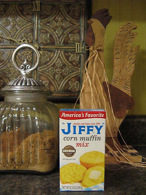 Jiffy corn bread
