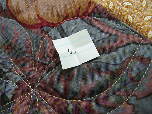 Quilt Drawing Winner 2 ed