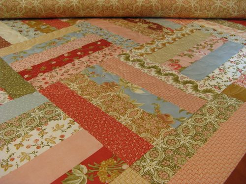 Quilting Allspice Tapestry