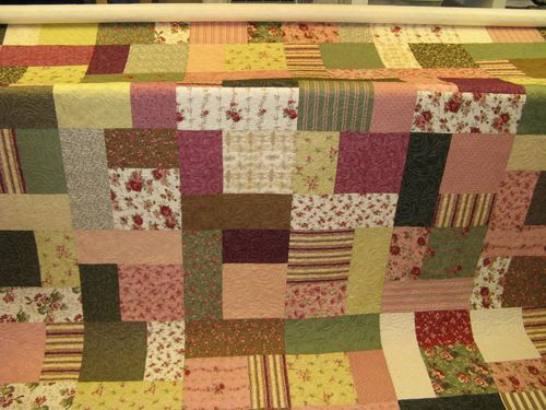 Mary Mitchell's TT Quilt