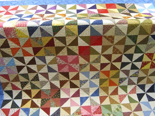 Nancy Pierce Friendship Quilt full view