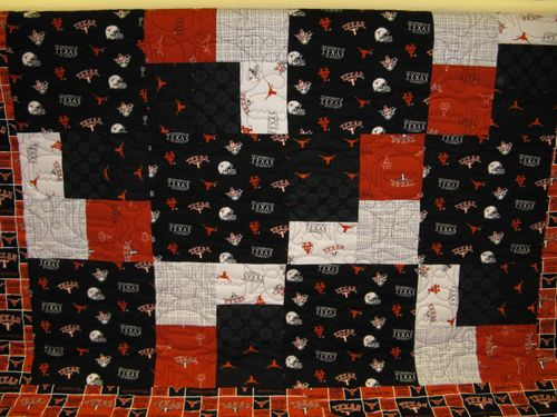 UT quilt full view