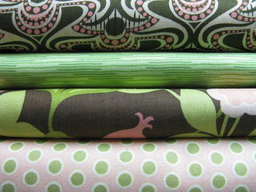 City Girl Fabric