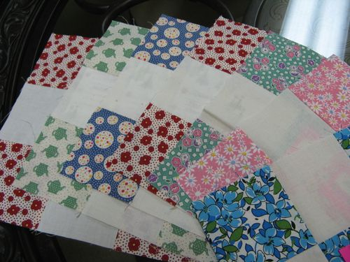 9 patch blocks 2 sets