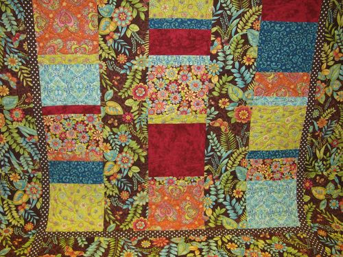 Blossom's Quilt Full View