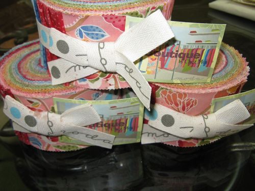 Boutique Jelly Rolls