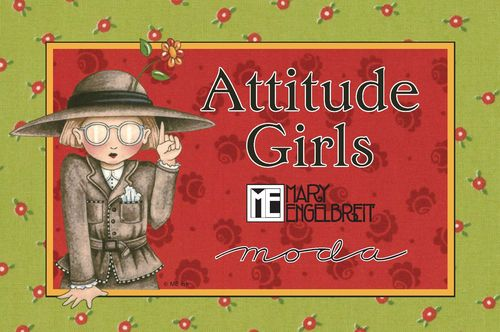 Attitude Girls Hang Tag