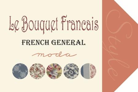 Hangtag Le Bouquet Francais